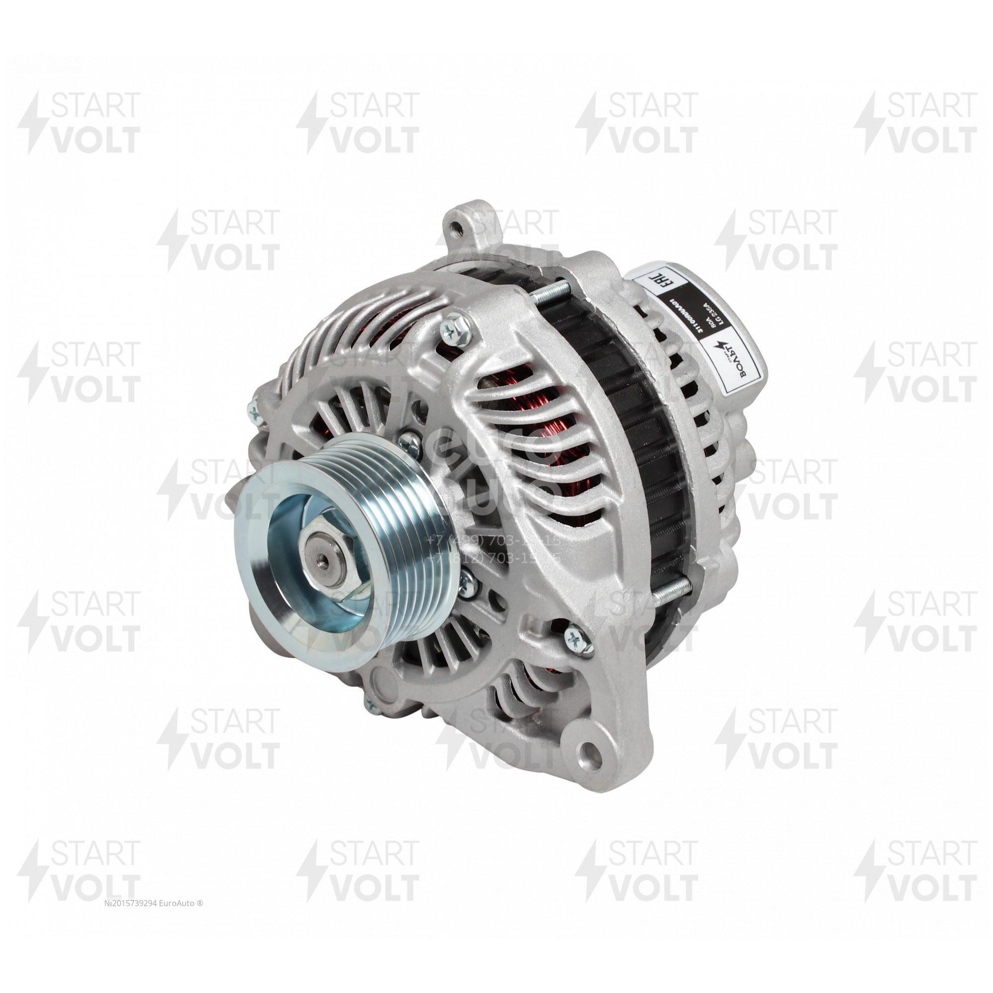 Купить Генератор Honda Civic 4D 2006-2012; (LG23SA)