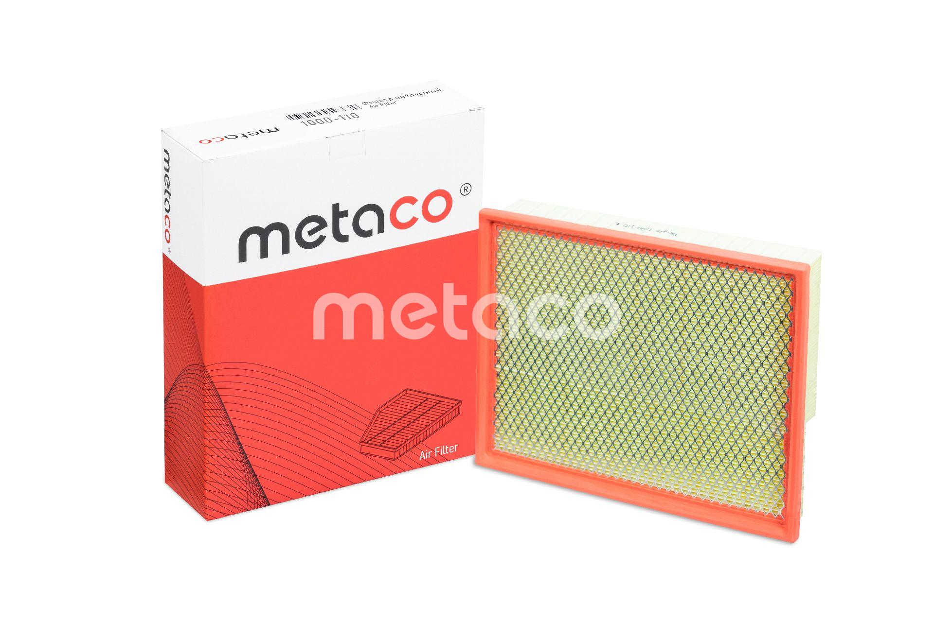 Фильтр воздушный Metaco