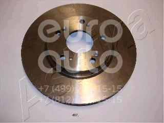 Купить Диск тормозной передний вентилируемый Honda Civic 4D 2006-2012; (60-04-407)