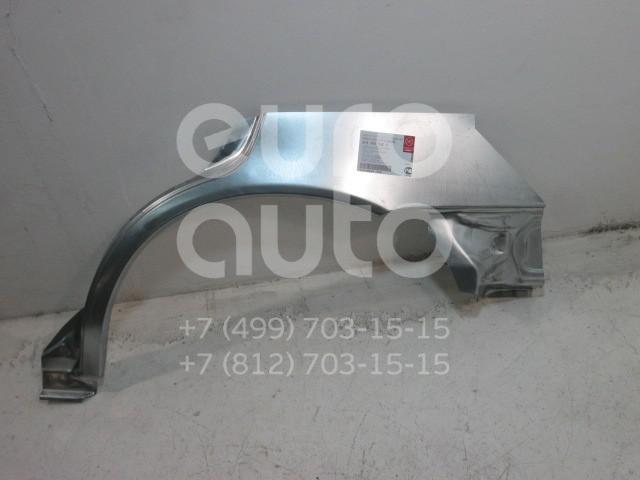 Арка заднего крыла левая Honda Civic (MA, MB 5HB) 1995-2001; (2935581)  - купить со скидкой