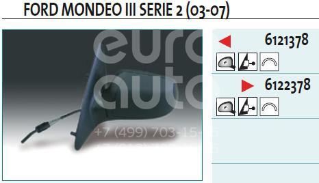 Зеркало левое механическое Ford Mondeo III 2000-2007; (6121378)  - купить со скидкой