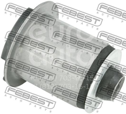 Купить С/блок передней балки Opel Vivaro 2001-2014; (RNAB009)