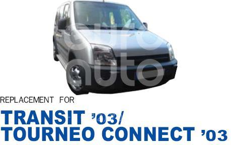 Фонарь задний правый для Ford Transit/Tourneo Connect 2002-2013 - Фото №1