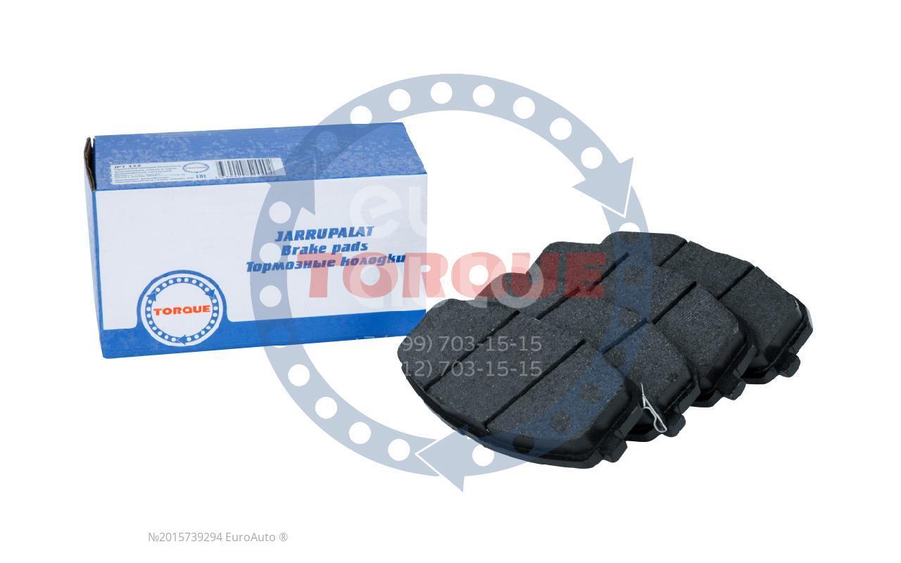 Колодки тормозные передние к-кт Kia Ceed 2007-2012; (JPT122)  - купить со скидкой