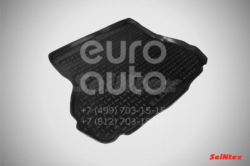 Купить Коврик багажника Hyundai Elantra 2011-2016; (82815)