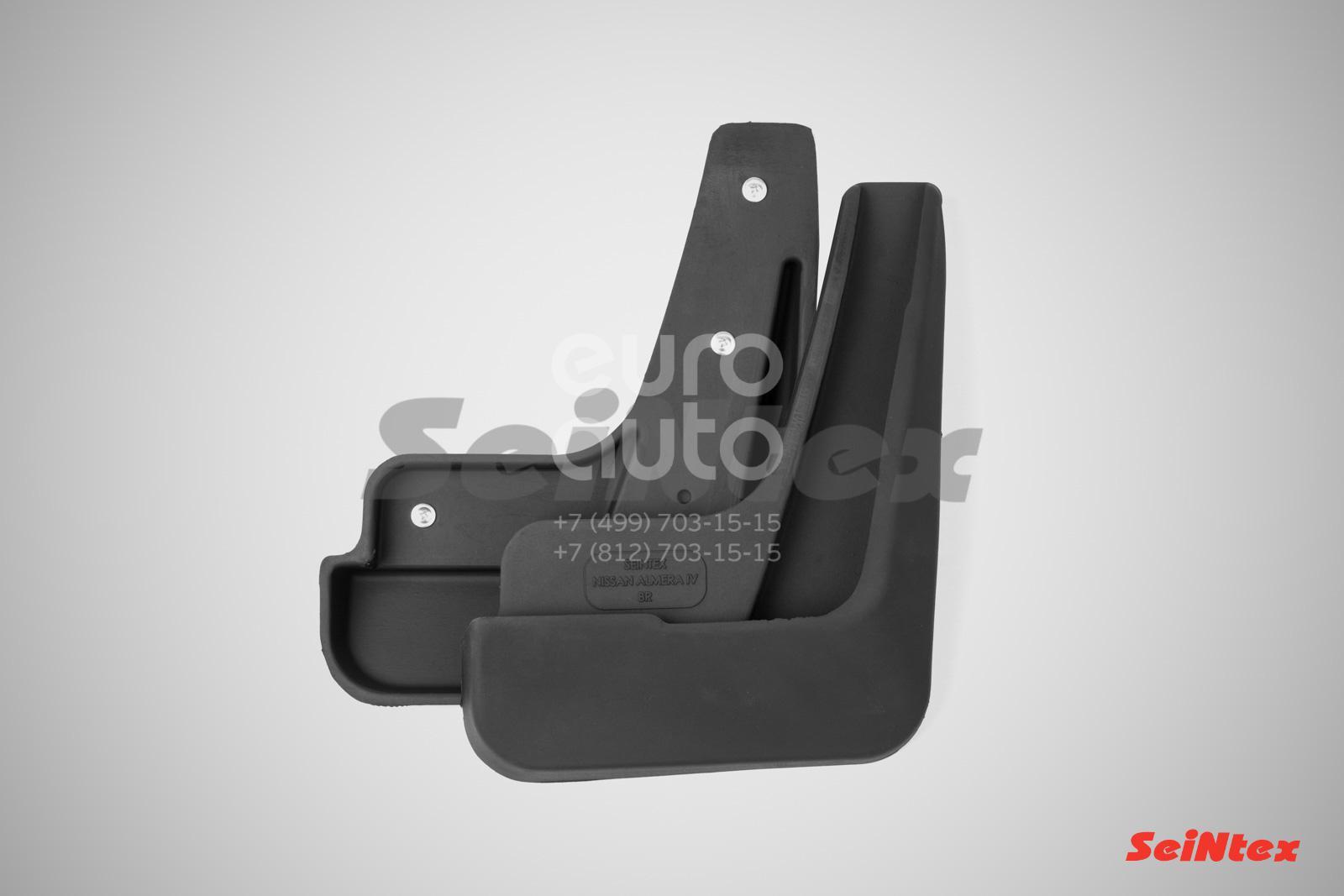 Брызговики задние к-кт Nissan Almera (G15) 2013-; (86671)  - купить со скидкой