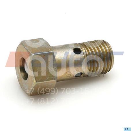Купить Клапан отсечки топлива Scania 4 BUS 1995-2007; (81080)