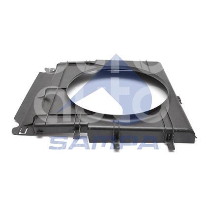Купить Диффузор вентилятора Mercedes Benz Sprinter (906) 2006-; (203.436)