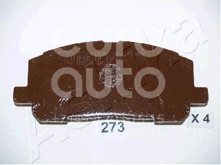 Купить Колодки тормозные передние к-кт Lexus RX 300 1998-2003; (50-02-273)
