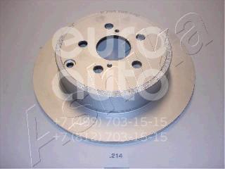Купить Диск тормозной задний Toyota Avensis II 2003-2008; (61-02-214)