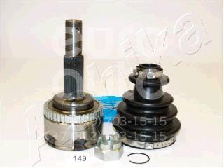 Купить ШРУС наружный передний Nissan Almera Classic (B10) 2006-2013; (62-01-149)