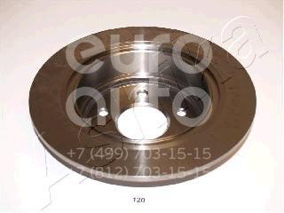 Купить Диск тормозной задний Nissan Teana J31 2006-2008; (61-01-120)