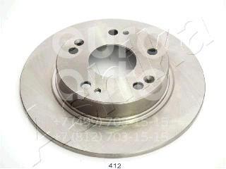 Купить Диск тормозной задний Honda Civic 4D 2006-2012; (61-04-412)