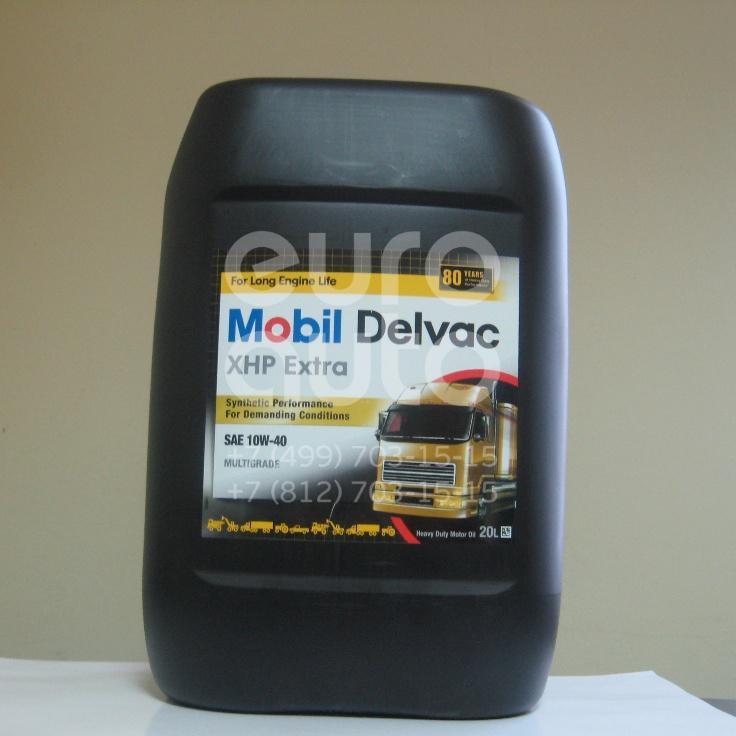 Купить Масло моторное ; (MOB-XHP-EXTRA-10W40-20L)