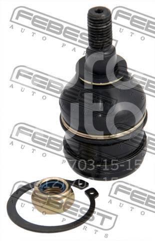 Купить Опора шаровая передней подвески Mitsubishi Colt (Z3) 2003-2012; (0420-Z34)