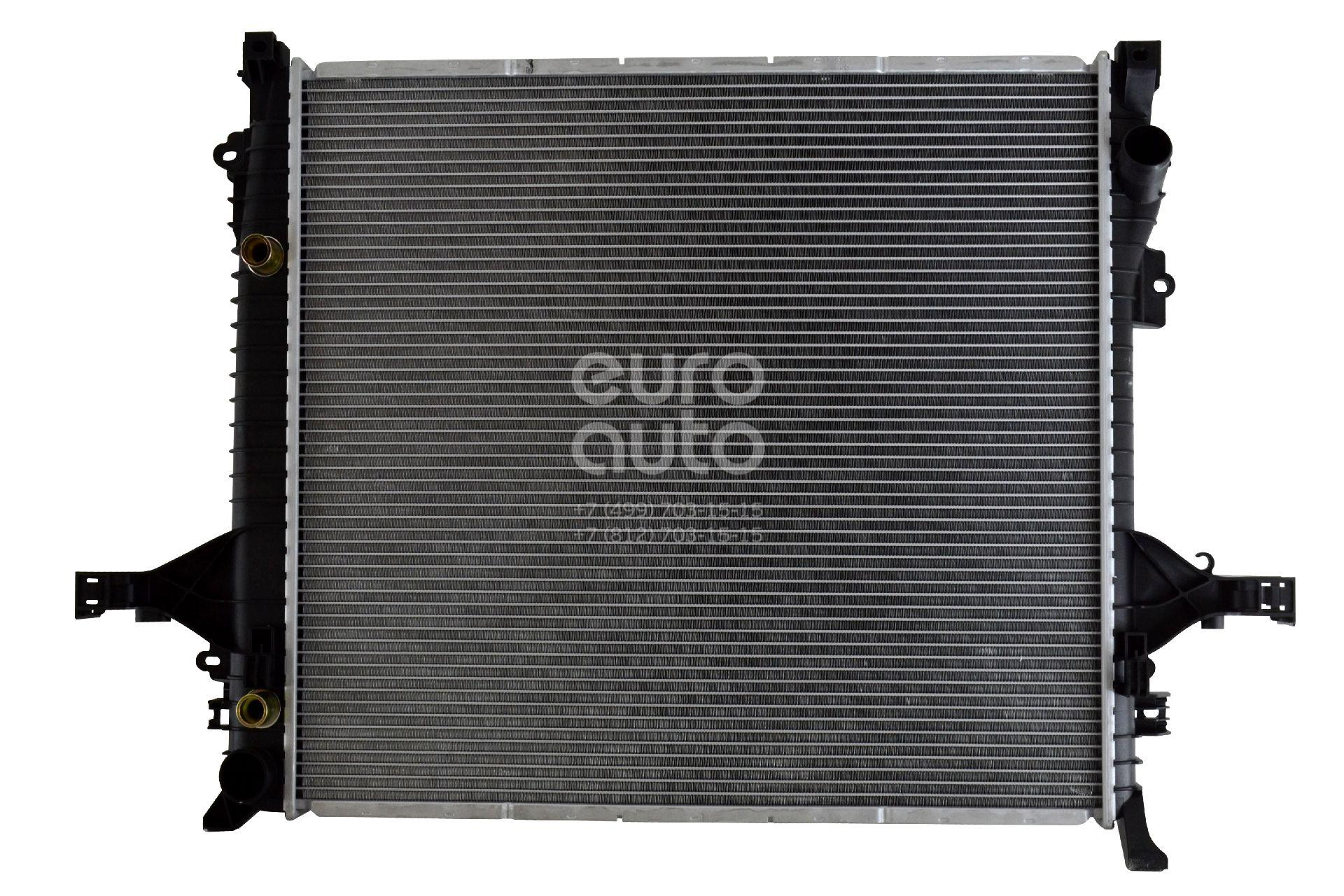 Радиатор основной для Volvo XC60 2008-2017 - Фото №1
