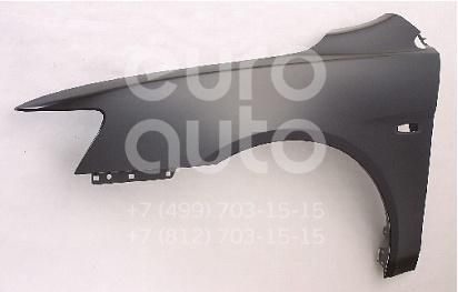 Купить Крыло переднее левое Mitsubishi Lancer (CX, CY) 2007-; (MB10075AL)