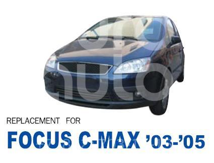 Фара левая для Ford C-MAX 2003-2010 - Фото №1
