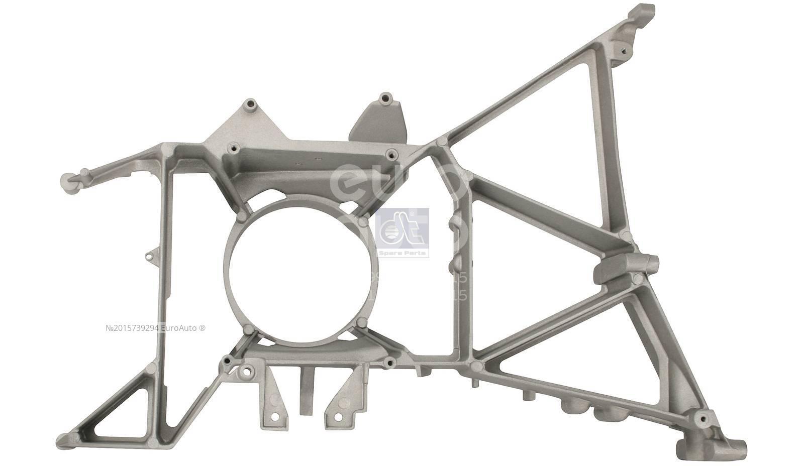 Купить Кронштейн фар правый DAF 95 XF 1997-2002; (5.16050)