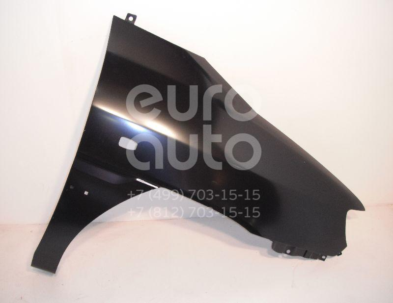 Крыло переднее правое для Hyundai Matrix 2001-2010 - Фото №1