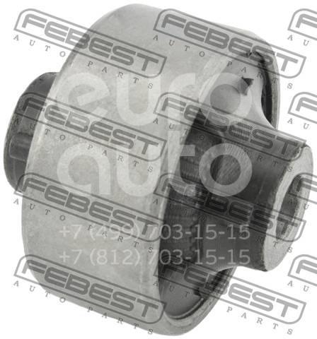 Купить С/блок переднего рычага задний Nissan Qashqai (J10) 2006-2014; (NAB-J10B)