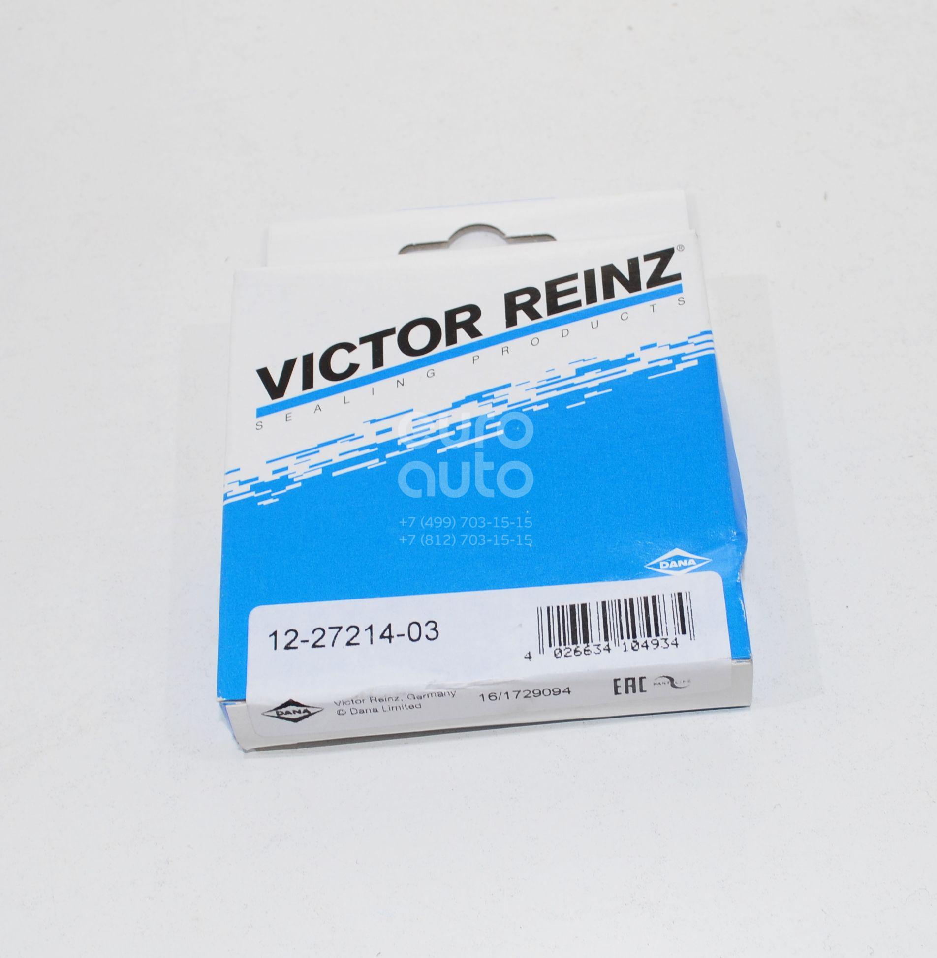 Купить К-кт маслосъемных колпачков Mercedes Benz Sprinter (901-905)/Sprinter Classic (909) 1995-2006; (12-27214-03)