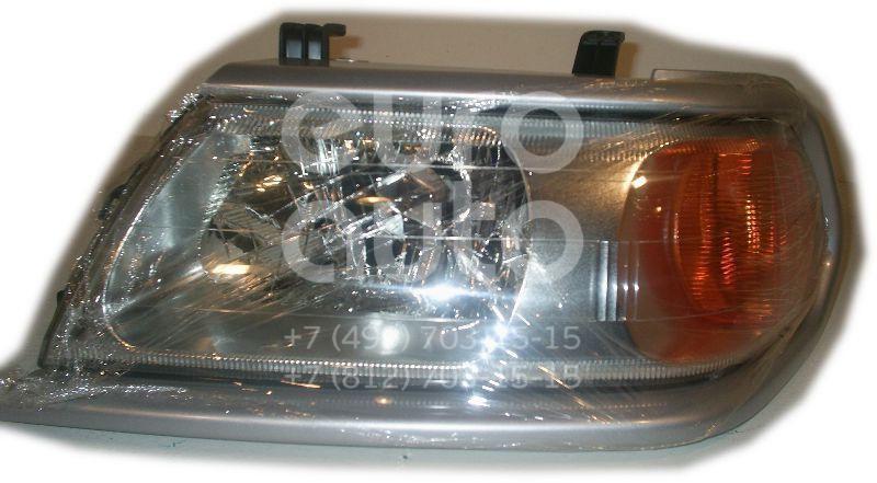 Фара левая для Mitsubishi Pajero/Montero Sport (K9) 1998-2008 - Фото №1