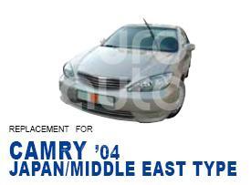 Фара противотуманная правая для Toyota Camry V30 2001-2006 - Фото №1
