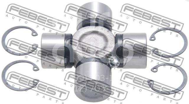 Купить Крестовина карданного вала Nissan Terrano II (R20) 1993-2006; (ASN-R51F)