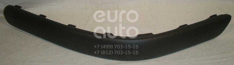 Накладка заднего бампера правая для VW Golf IV/Bora 1997-2005 - Фото №1
