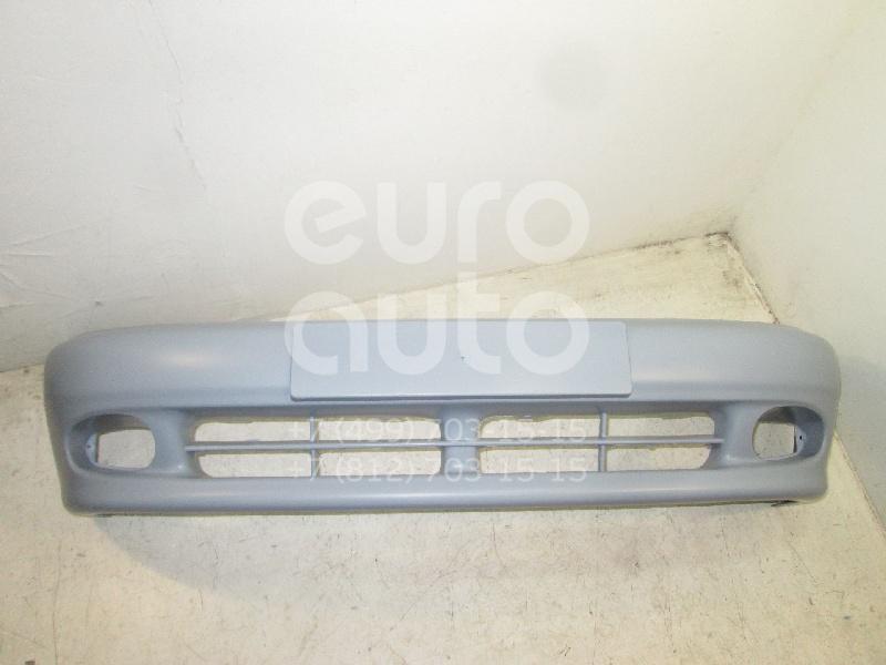 Бампер передний для Chevrolet Lanos 2004> - Фото №1