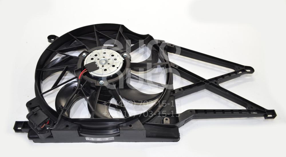 Вентилятор радиатора для Opel Zafira (F75) 1999-2005 - Фото №1