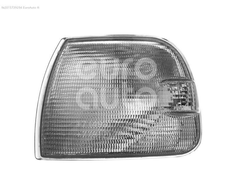 Указатель поворота левый белый для VW Transporter T4 1996-2003 - Фото №1