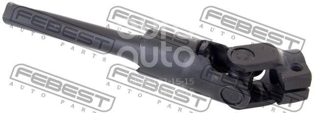 Кардан рулевой Nissan Primera P12E 2002-2007; (ASN-P12)