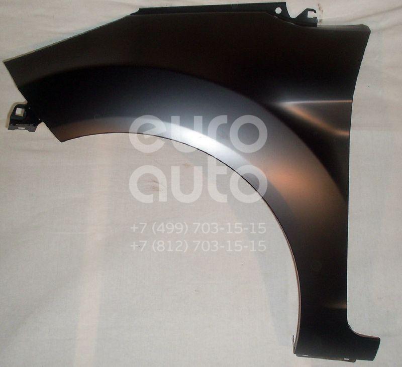 Купить Крыло переднее левое Ford Fiesta 2008-; (FD10179AL)