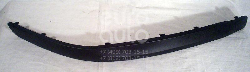 Молдинг переднего бампера правый для Skoda Octavia (A5 1Z-) 2004-2013 - Фото №1