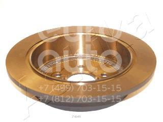 Купить Диск тормозной задний Subaru Impreza (G12) 2007-2012; (61-07-708)