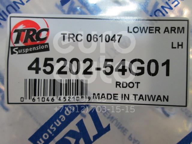 Купить Рычаг передний левый Suzuki Liana 2001-2007; (SZA5014AWL)