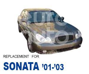 Фара правая для Hyundai Sonata IV (EF)/ Sonata Tagaz 2001-2012 - Фото №1