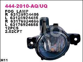 Фара противотуманная левая для BMW X5 E70 2007-2013 - Фото №1