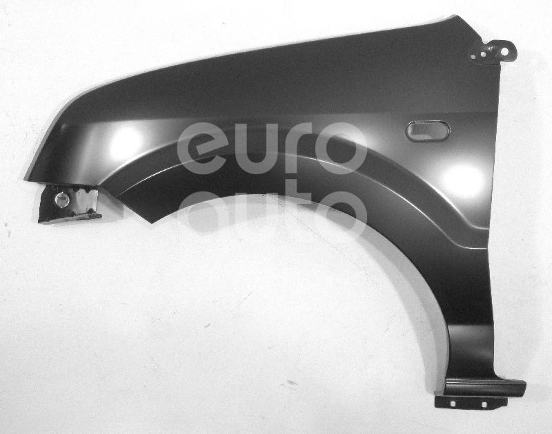 Крыло переднее левое для Ford Fusion 2002-2012 - Фото №1