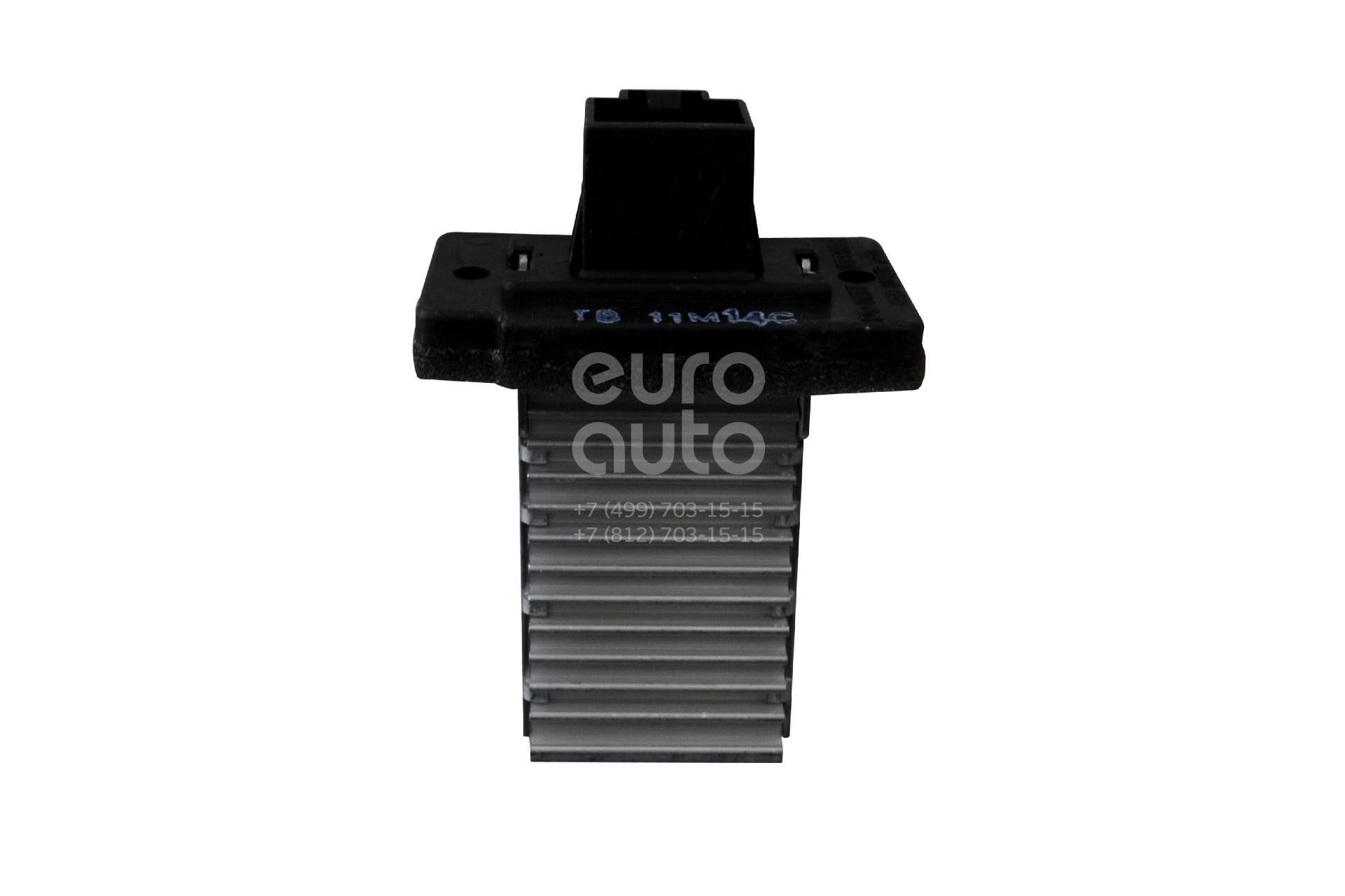 Резистор отопителя для Kia Carens 2002-2006 - Фото №1
