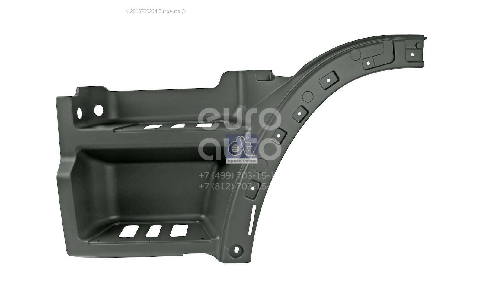 Корпус подножки левой для Mercedes Benz TRUCK ACTROS MP2 2002-2008 - Фото №1