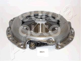 Корзина сцепления для Hyundai Lantra 1996-2000 - Фото №1