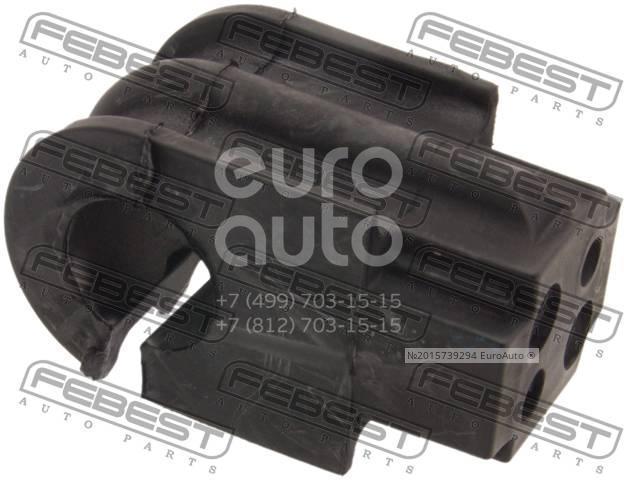Втулка (с/блок) переднего стабилизатора для Nissan Tiida (C11) 2007-2014 - Фото №1