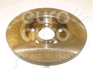 Купить Диск тормозной задний Toyota Avensis III 2009-; (61-02-240)
