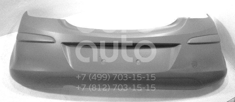 Бампер задний для Opel Corsa D 2006-2015 - Фото №1