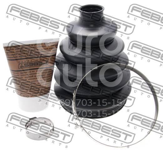Пыльник ШРУСа наружного пер для Land Rover Freelander 2 2007-2014 - Фото №1