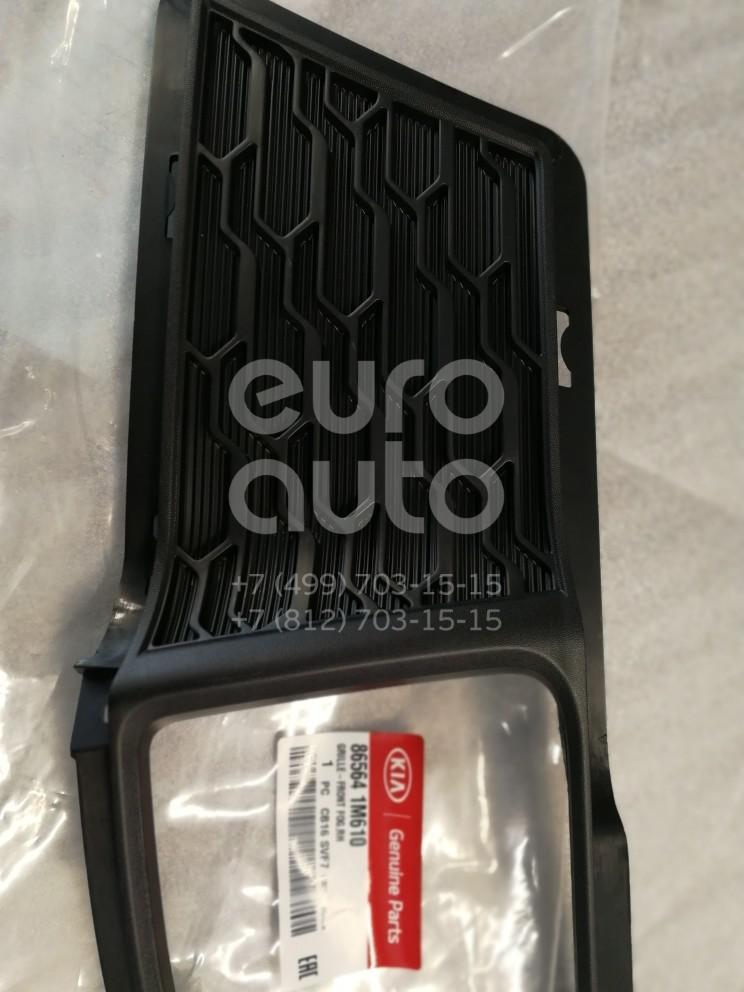 Купить Рамка противотуманной фары правой Kia Cerato 2009-2013; (865641M610)