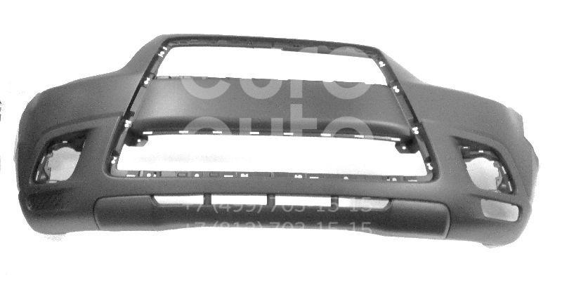 Купить Бампер передний Mitsubishi ASX 2010-2016; (MB04154BB)